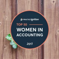 top 50 women in accounting award