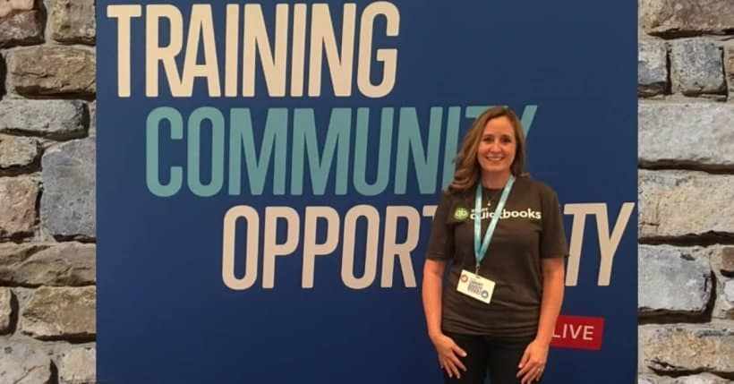 Carla Caldwell presents a facebook live event - Training Community Opportunity