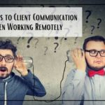 Client Communication When Working Remotely